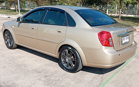 CHEV OPTRA 1.6 BROWN